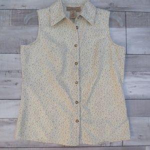 Telluride Clothing Co. Print Shirt Size 4